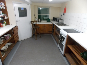 Fallcliffe Cottage kitchen